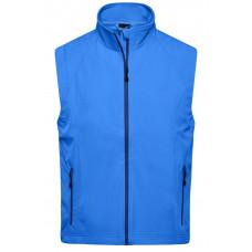 Жилет мужской JN1022 Men's  Softshell Vest - Ярко-синий