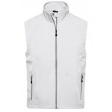 Жилет мужской JN1022 Men's  Softshell Vest - Белый