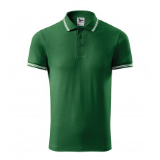 Рубашка поло мужская 219 Urban - Бутылочно-зеленый