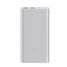 Аккумулятор внешний Xiaomi 10000mAh Mi 18W Fast Charge Power Bank 3 (Silver)
