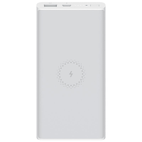 Аккумулятор внешний Xiaomi 10000mAh Mi Wireless Power Bank Essential (White)