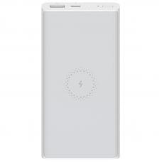 Аккумулятор внешний Xiaomi 10000mAh Mi Wireless Power Bank Essential (White)