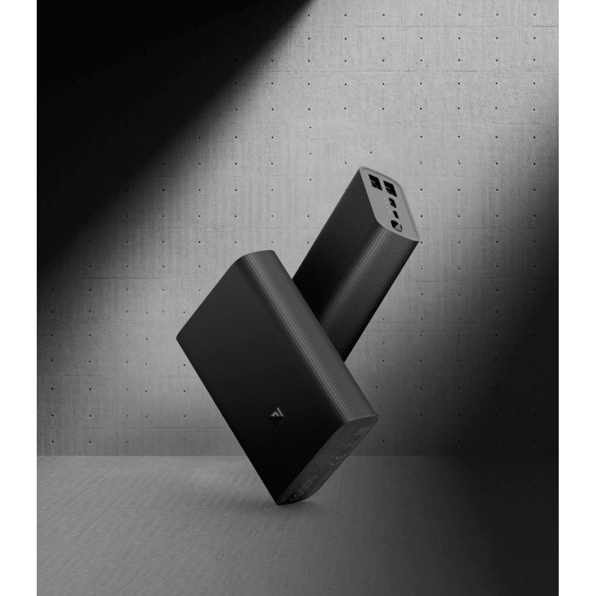 Аккумулятор внешний Xiaomi 10000mAh Mi Power Bank 3 Ultra compact