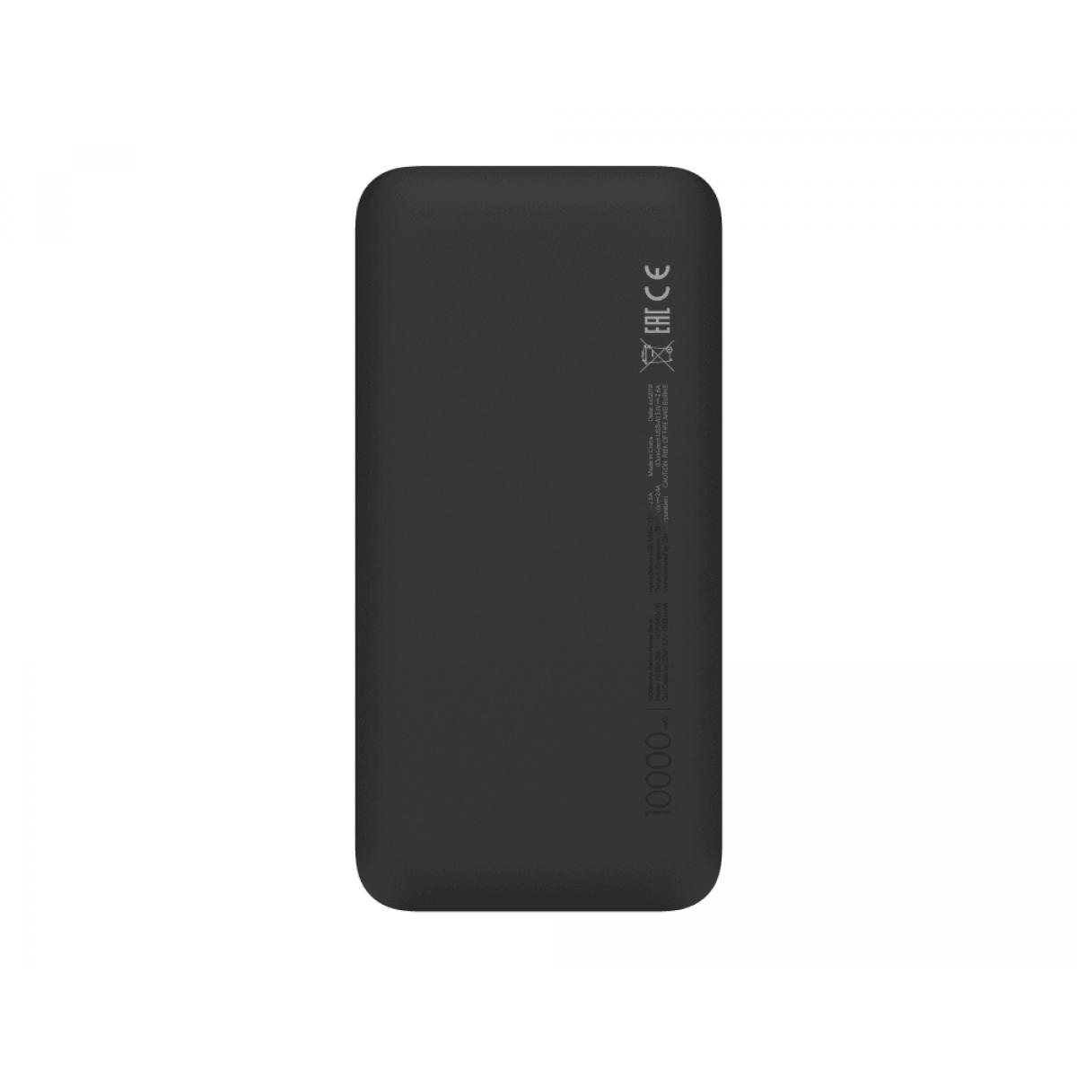 Аккумулятор внешний Xiaomi 10000mAh Redmi Power Bank (Black)