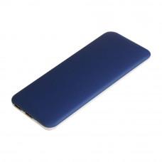 Внешний аккумулятор, Slim PB, 5000 mAh, синий/белый, подарочная упаковка